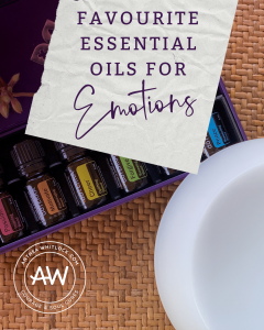 Blog post - Favourite Essential Oils for Supporting Emotions