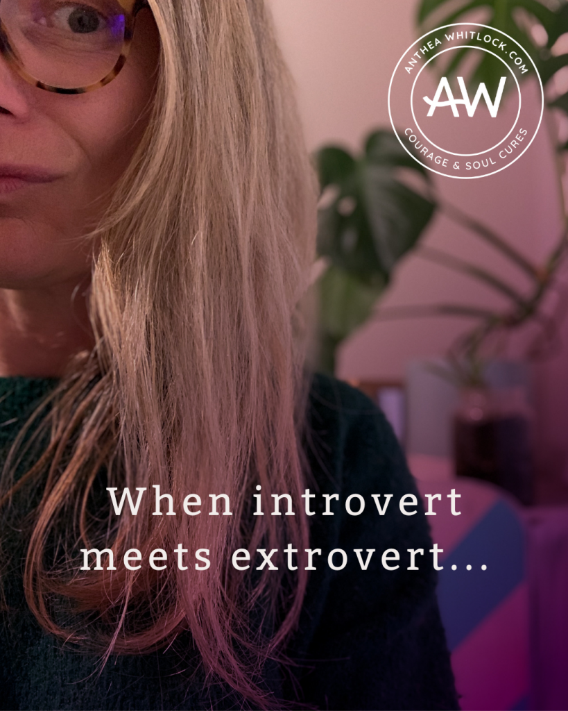 Blog post - When introvert meets extrovert: 10 awesome things I never saw coming